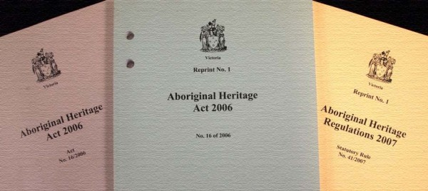 Aboriginal Heritage Act